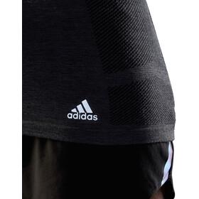adidas Ultra Climaheat Primeknit LS Hoodie Damen black